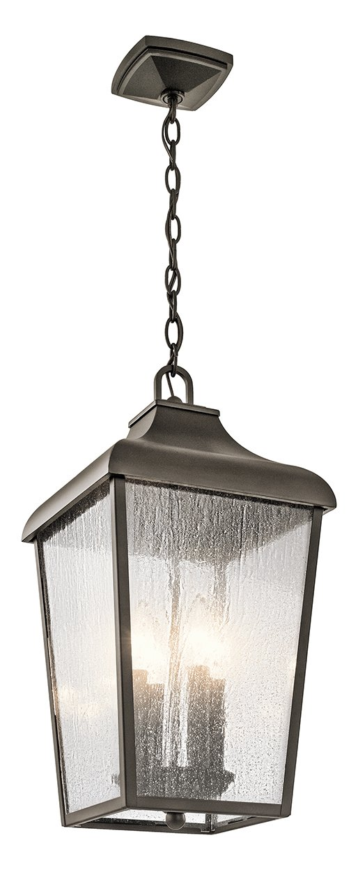 Outdoor Pendant 4Lt by Kichler