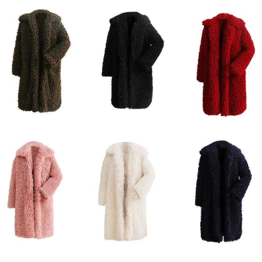 Amazon.com: Women Sweater Thick Jackets Coats Hooded ...