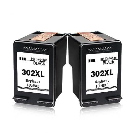 Ink Seller 302 x l Cartuchos de Tinta Compatibles para HP 302 x l ...