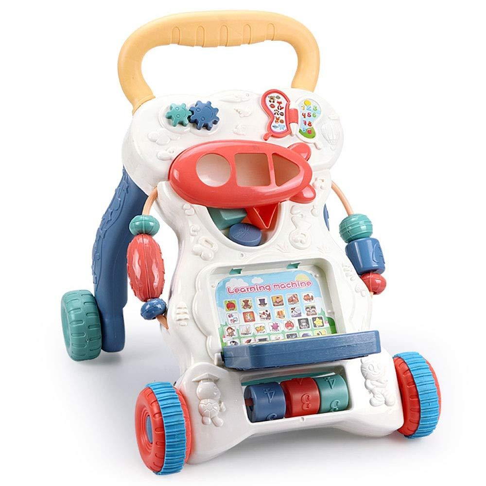Aszhdfihas-Baby Walker Carro Infantil de educación temprana con ...