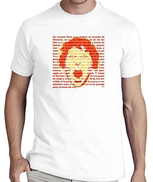 latostadora Camiseta Gordi (Los Goonies) - Camiseta Hombre clásica, Blanco Talla XXL: Mos Eisly: Amazon.es: Ropa y accesorios