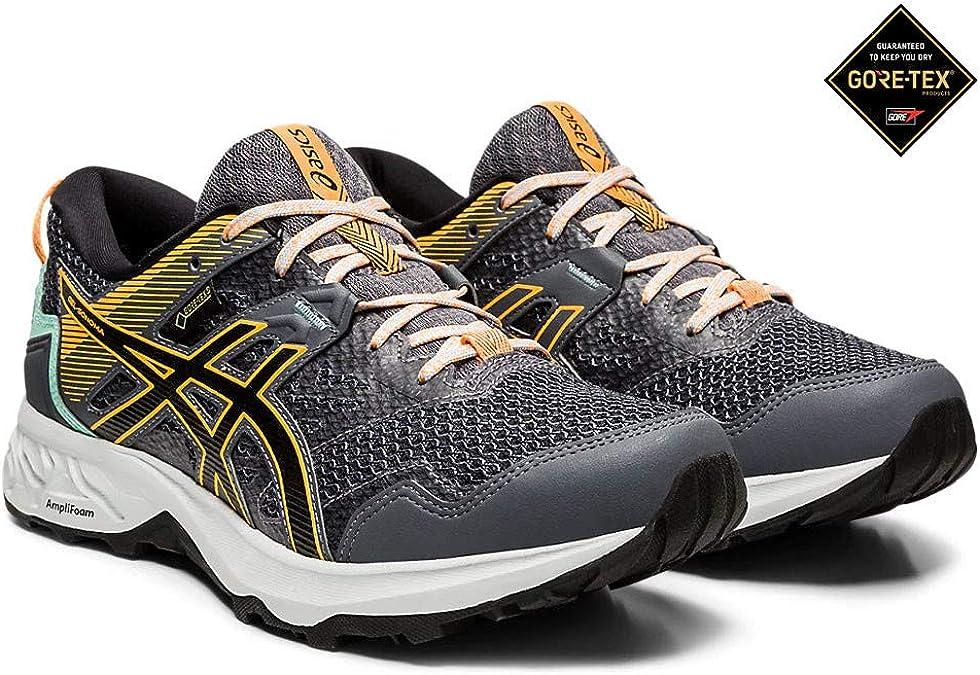 ASICS Gel-Sonoma 5 G-TX, Zapatillas para Carreras de montaña para Mujer: Amazon.es: Zapatos y complementos