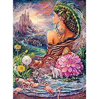 Buffalo Games - Josephine Wall - The Untold Story (Glitter Edition) - 1000 Piece Jigsaw Puzzle