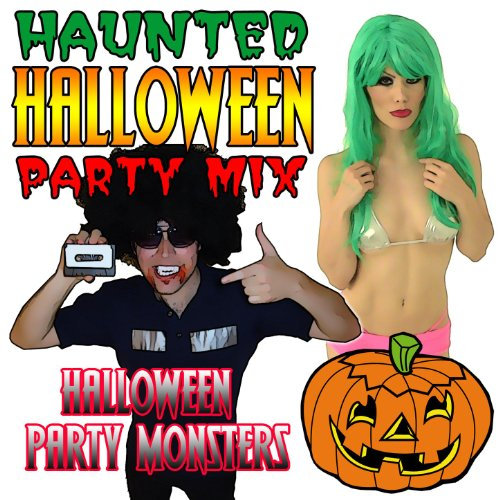 Haunted Halloween Party Mix -