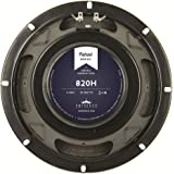 """Eminence Patriot 820H 8"""" Guitar Speaker with Hemp Cone, 20 Watts at 4 Ohms"""