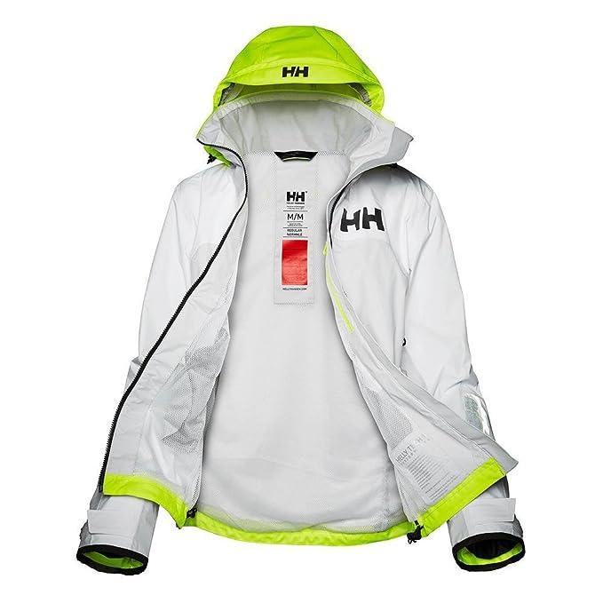 Helly Hansen W HP Lift Jacket, Chaqueta Deportiva para Mujer, Blanco (Blanco 001