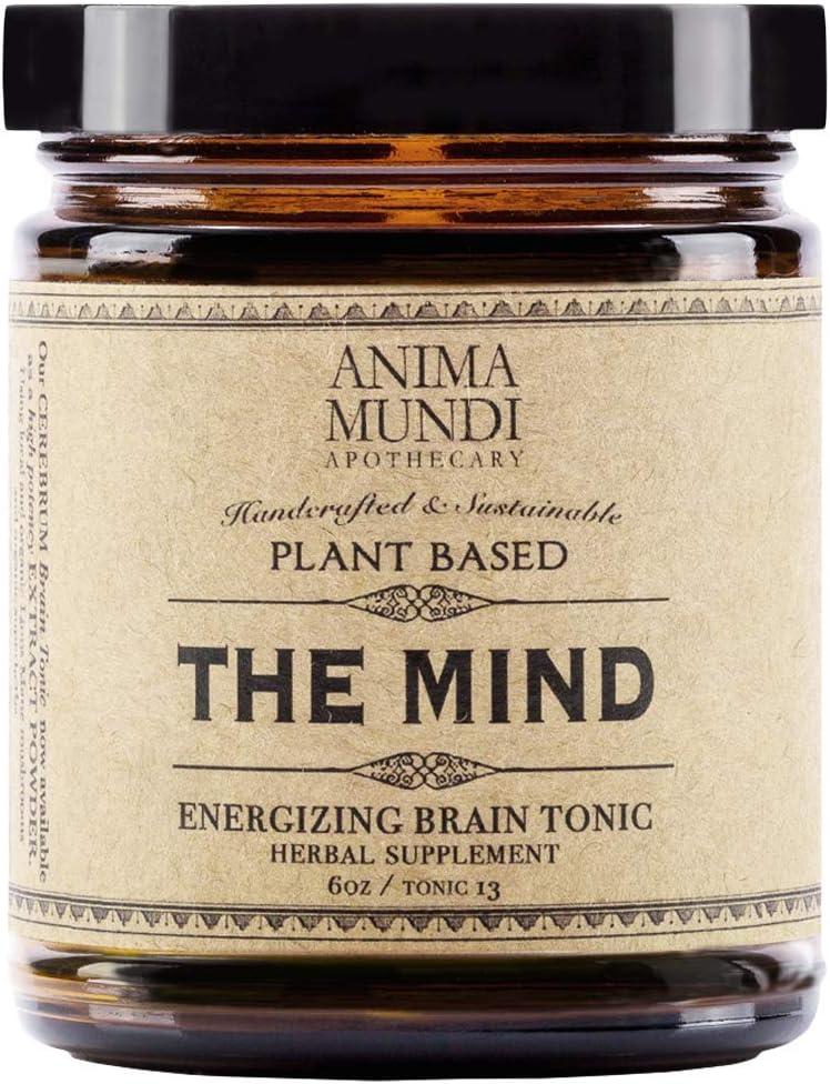Anima Mundi The Mind Adaptogenic Brain Tonic 6 Ounces