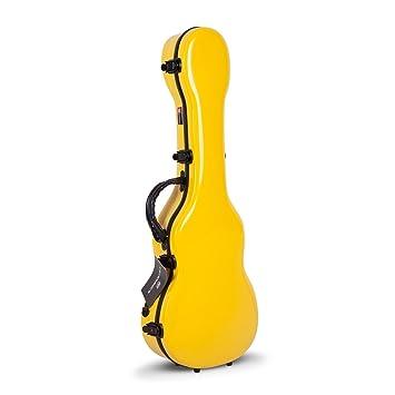 Gelb Koffer für Sopran-Ukulele B.Ray Case