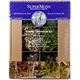 SuperMoss (90421) Terrarium Kit, 8 oz, Forest