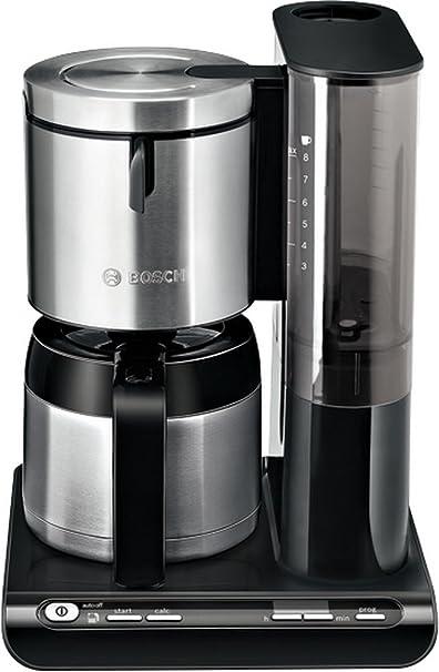 Cafetera de goteo Bosch zega negro TKA8653: Amazon.es: Electrónica