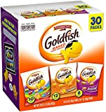 #10: Pepperidge Farm Goldfish Variety Pack Classic Mix, (Box of 30 bags)