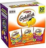 Pepperidge Farm Goldfish Variety Pack Classic Mix, (Box of 30 bags)