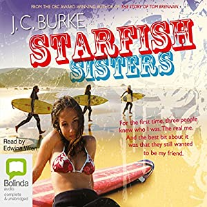 Starfish Sisters Audiobook
