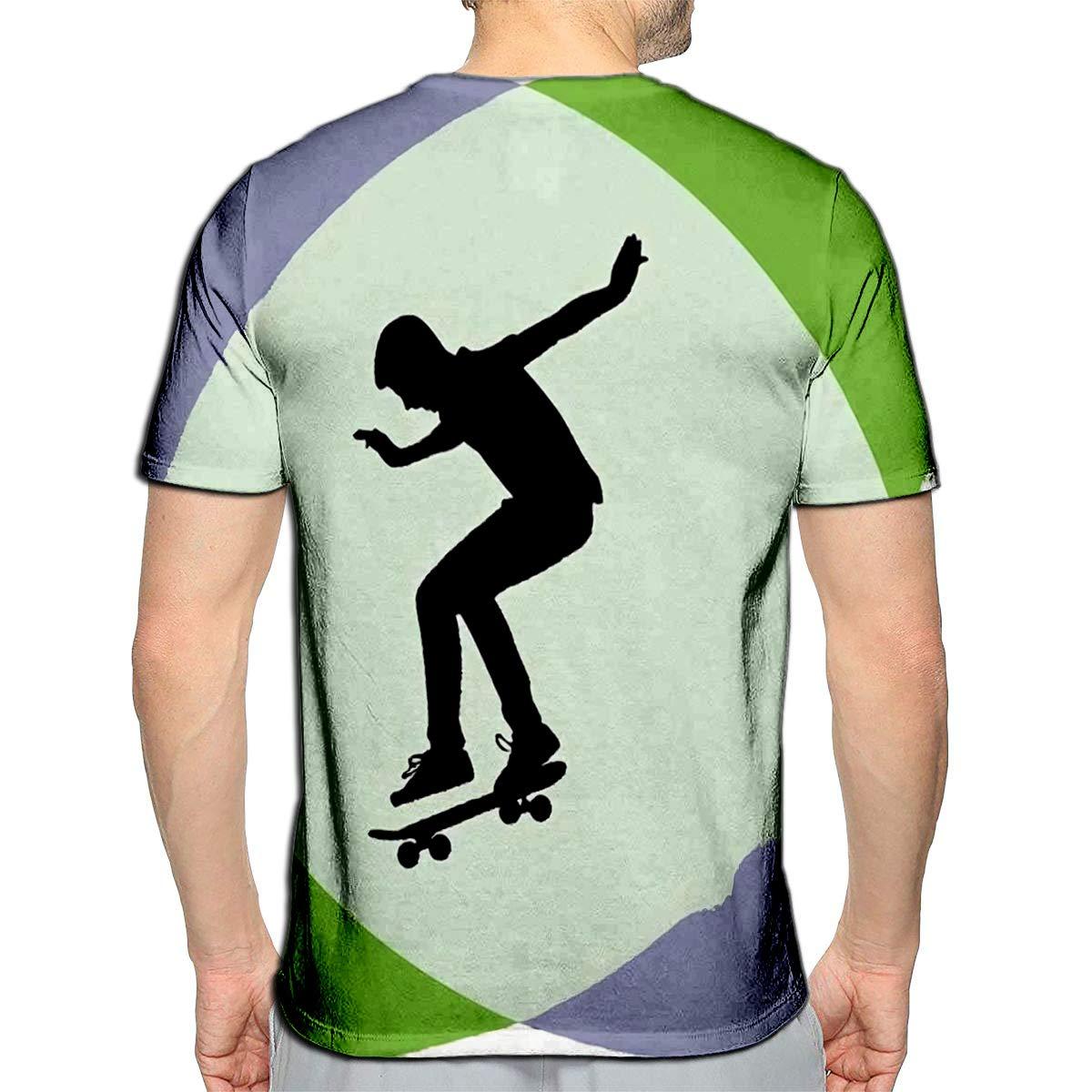 3D Printed T-Shirts Watercolor Flamingo Short Sleeve Tops Tees