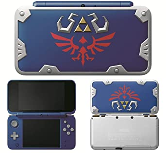 new nintendo 2ds xl hylian shield edition review