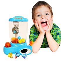 Toy Cubby Candy Grabber