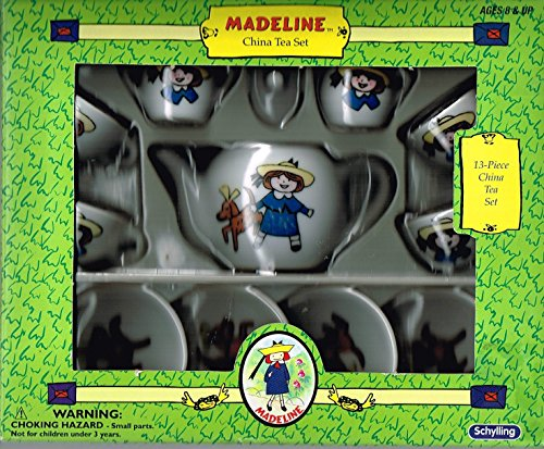 Madeline Tea Set (Madeline China Tea Set)