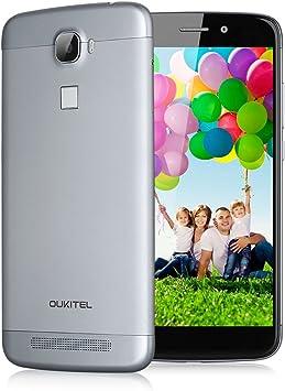 OUKITEL U10 - Smartphone libre 4G Lte (pantalla 5.5