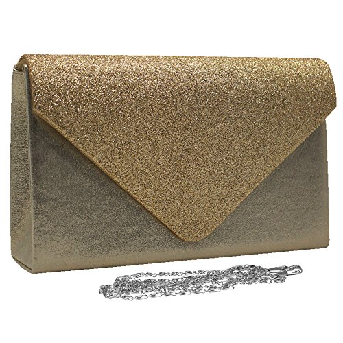 Wiwsi Sequin Handbag Lady Women Envelope Clutch Purse Bag Evening Prom Party Hot