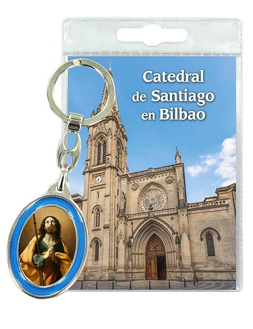 Ferrari & Arrighetti - Llavero de Catedral de Bilbao con ...