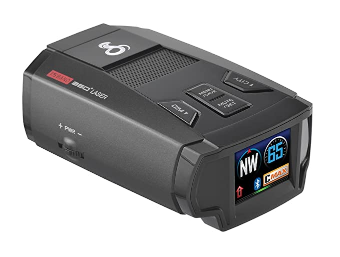 Cobra Electronics SPX 6700 Maximum Performance Radar/Laser Detector