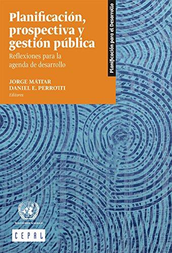 Amazon.com: Planificación, prospectiva y gestión pública ...