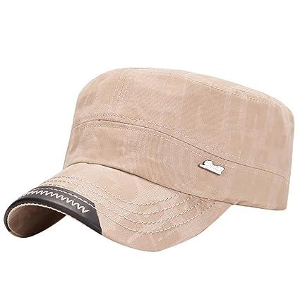 Unisex Hombre Mujer Moda Casual Gorra De BéIsbol De Viajes Hats Hip-Hop Sombrero Sol Al Aire Libre Tenis Deporte Golf… p13L1lHIGJ