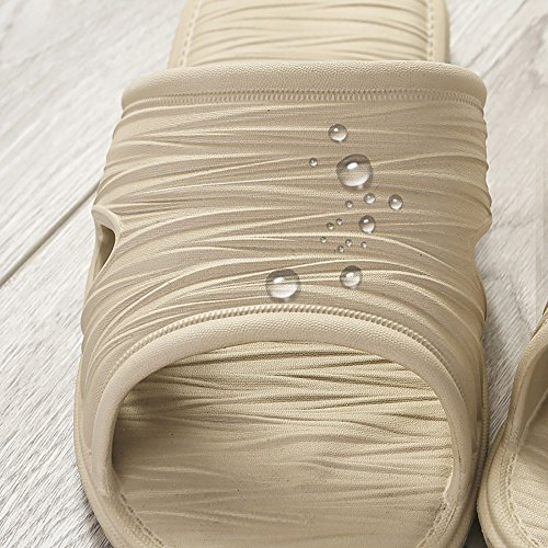 MAGILONA Sandals Shower Men Shoes Summer Khaki Soft Indoor Women Slipper Bathroom Support Spa Arch Non Slip House Beach pXwrpqY1x