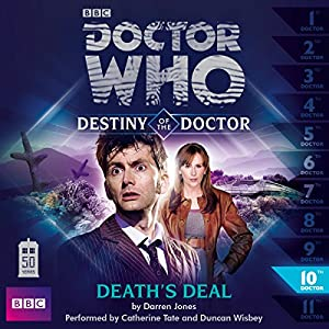 Doctor Who - Destiny of the Doctor - Death's Deal Radio/TV Program