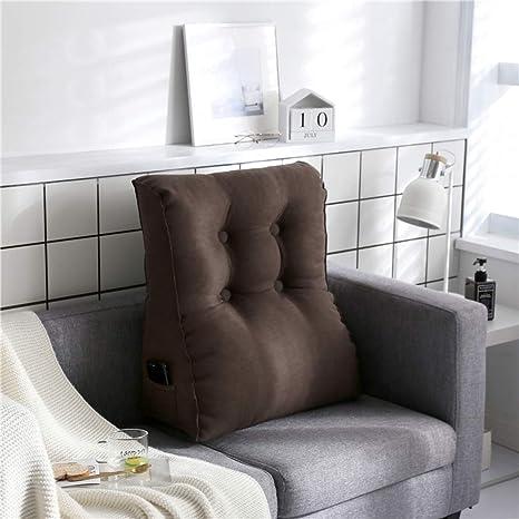 Amazon.com: XGXQBS Removable Wash Back Cushion, Lumbar ...