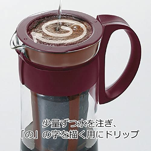 Hario-Mizudashi-Cold-Brew-Iced-Coffee-Pot/Maker