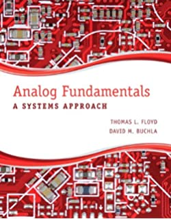 Laboratory exercises for fundamentals of analog circuits 2nd analog fundamentals a systems approach fandeluxe Image collections