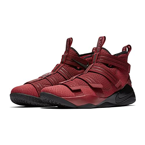 Nike Lebron Soldier Xi Sfg Mens Style : 897646-600 Size : 10.5 M US: Amazon.es: Zapatos y complementos