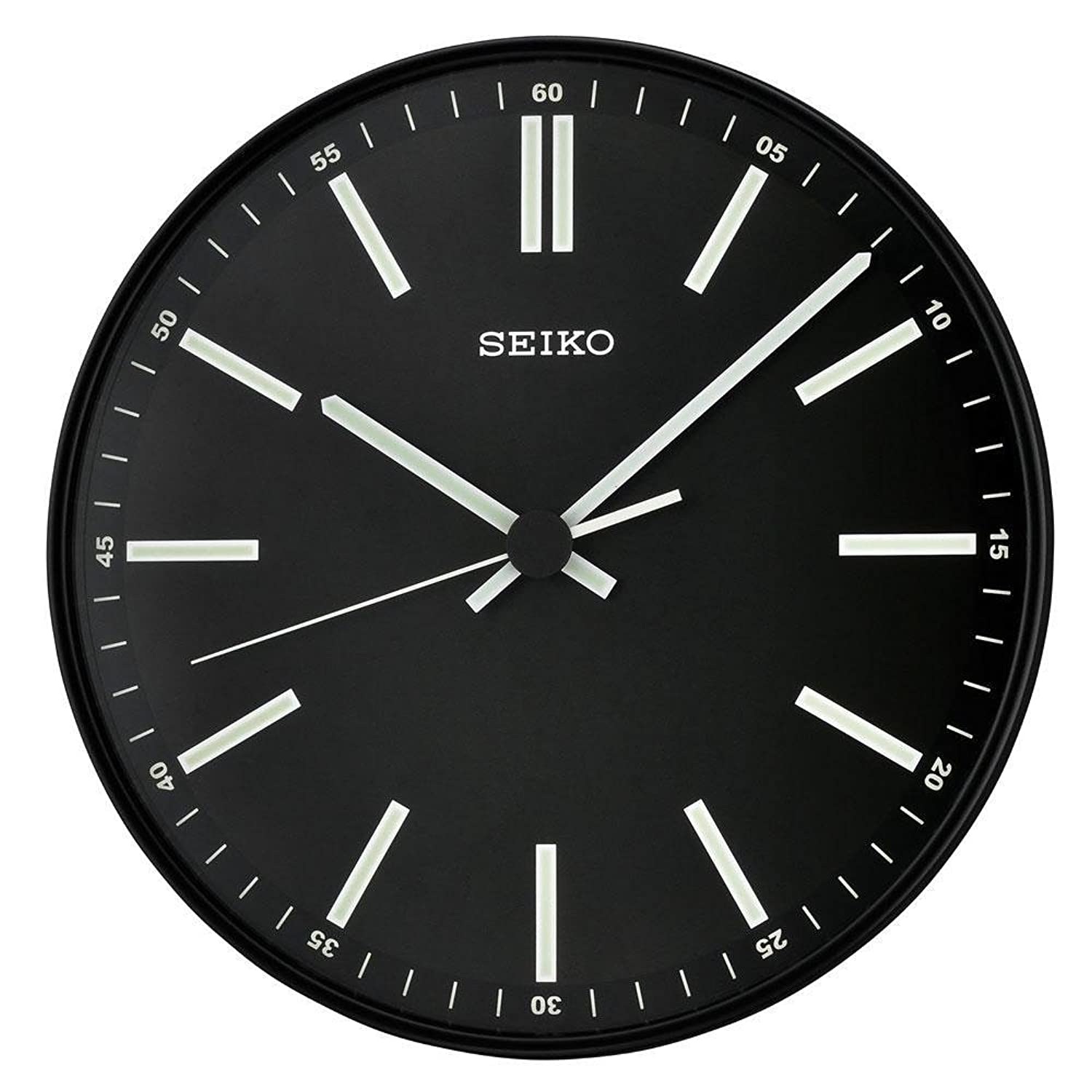 Amazon seiko qxa521jlh classic wall clock watches amipublicfo Images