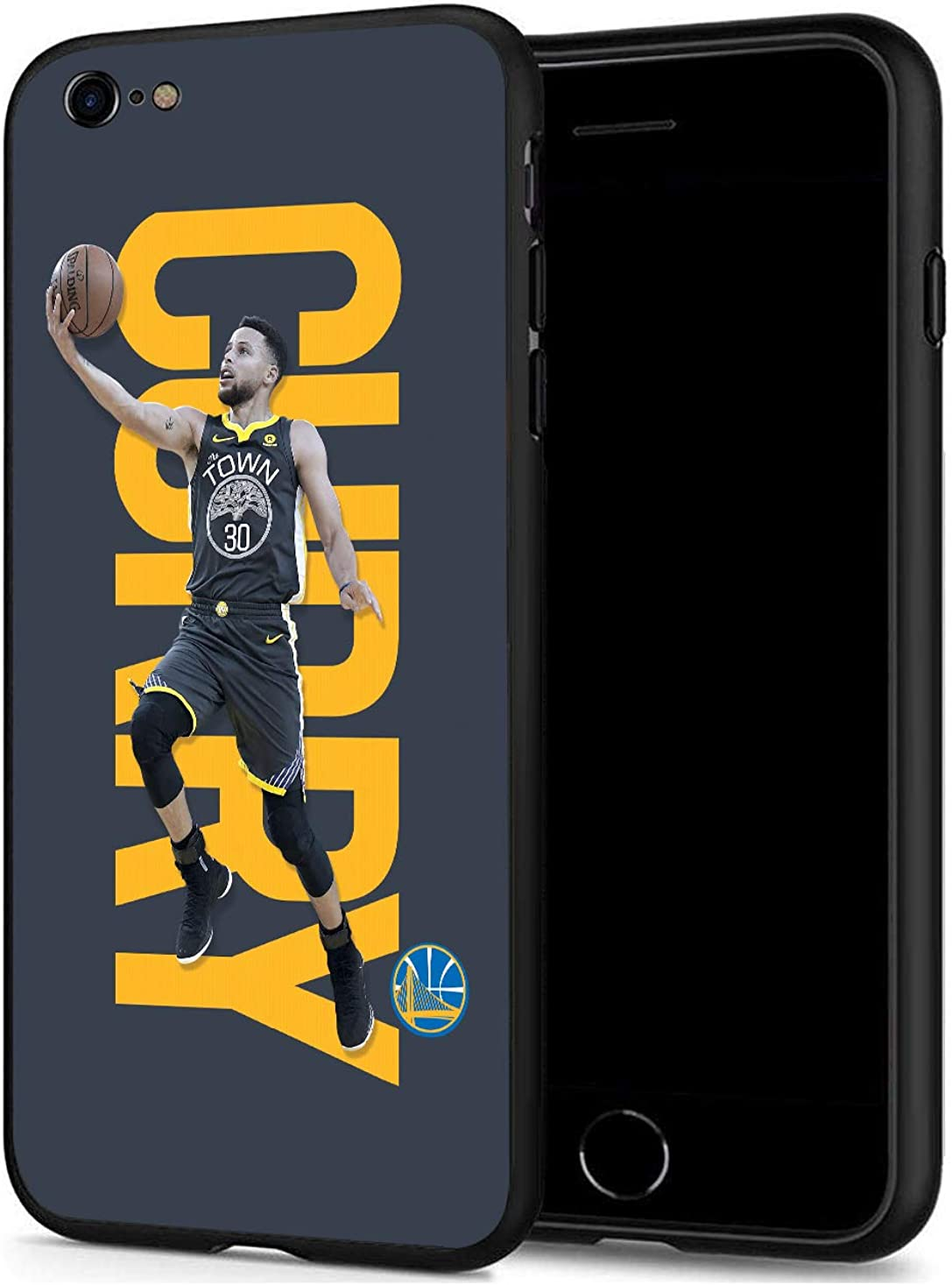 GONA iPhone 7 iPhone 8 Case for Basketball Fans, Soft Silicone Protective Thin Case Compatible with iPhone 7/8 (ONLY)