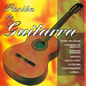 Pasión de Guitarra de Paco Cerezo & Antonio Abar en Amazon Music ...