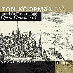 Complete Works 19: Vocal Works 9