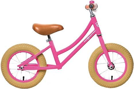 Rebel Kidz Air Classic Bicicleta de Aprendizaje, Niñas, Rosa, Talla Única: Amazon.es: Deportes y aire libre