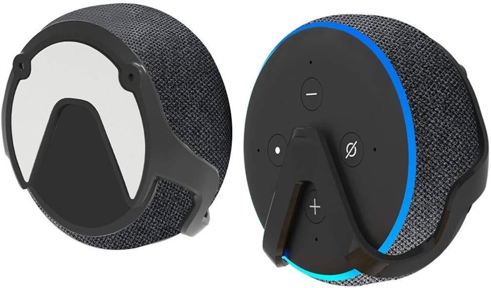 Sodial Soporte de pared para Echo Dot 3 Generaci/ón Ahorro de espacio Soporte de montaje Mejora la visibilidad y apariencia del sonido