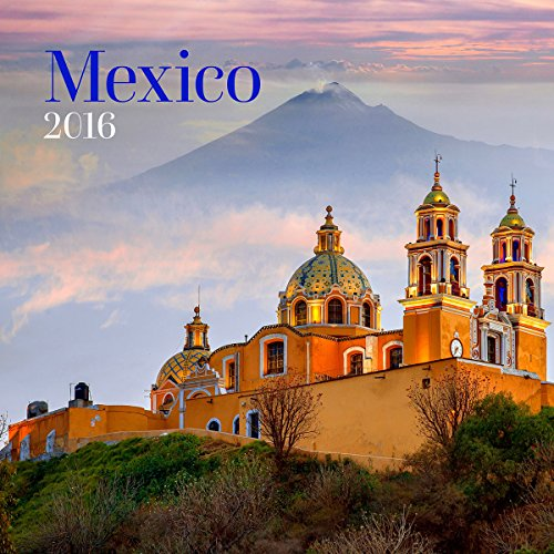 Turner Mexico 2016 Wall Calendar (8940034)