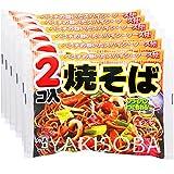 Itsuki food 2 co-yaki soba 340gX6 pieces