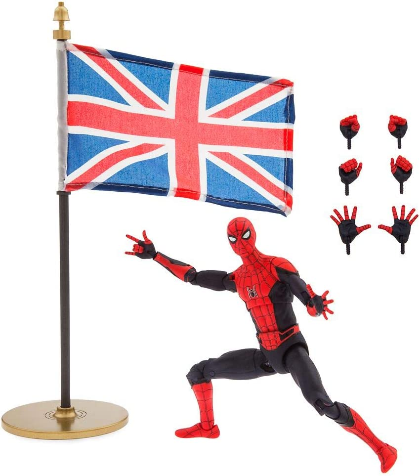 Marvel Spider-Man: Far from Home Collector Edition Action Figure Select
