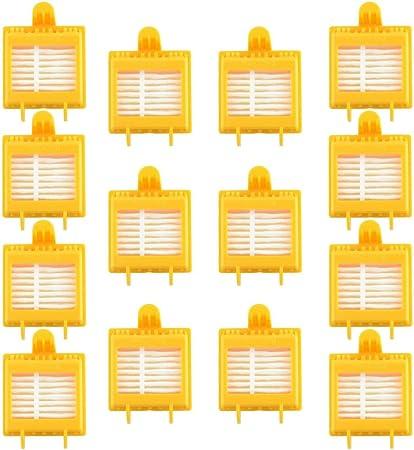 aotengou Filtros Accesorios para Aspiradoras iRobot Roomba Serie 700 720 750 760 765 770 772 772e 774 775 776 776p 780 782 782e 785 786 786p 790-14PCS: Amazon.es: Hogar