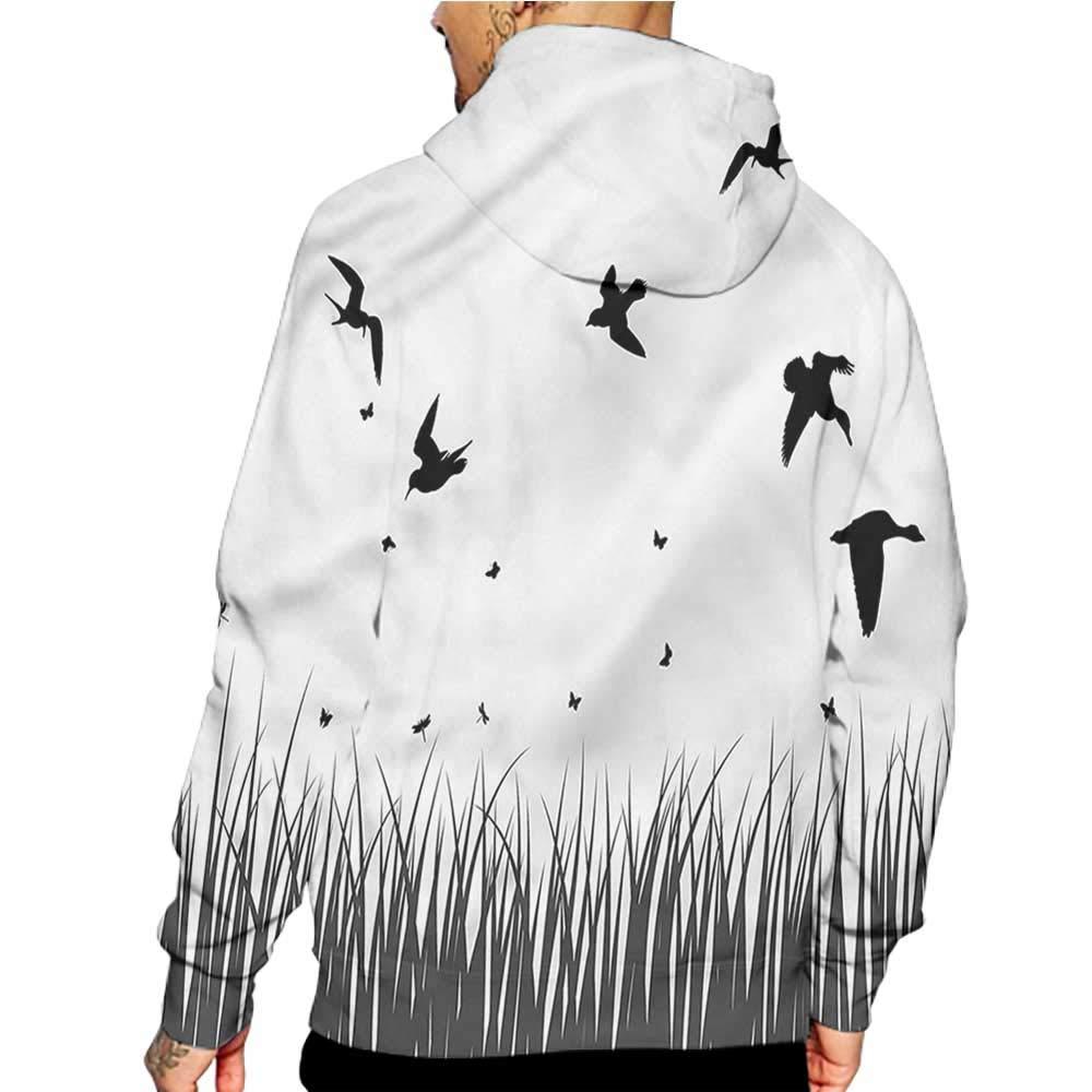 Unisex 3D Novelty Hoodies Natural Cave,Mediterranean Coast,Sweatshirts for Women