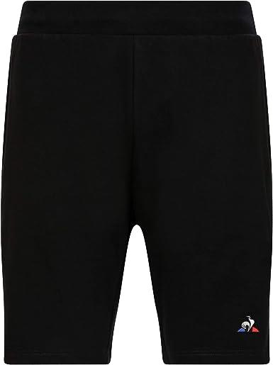 Pantalone Corto Uomo Ess Short Regular N/°3 M Black Le Coq Sportif