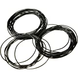 32-50mm x 100 Round Gaskets 0 Rings seal rubber washers for watches assorted