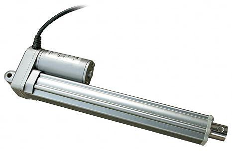 Warner Linear K2G10-12v-BR-12 B-Track K2 12 Stroke Length Rugged Duty Actuator
