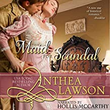 Maid for Scandal: A Regency Short Story