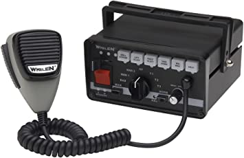 Amazon.com: Whelen 295SLSA6 Siren and Light Controller: AutomotiveAmazon.com