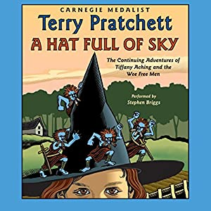 A Hat Full of Sky: Discworld Childrens, Book 3 Audiobook